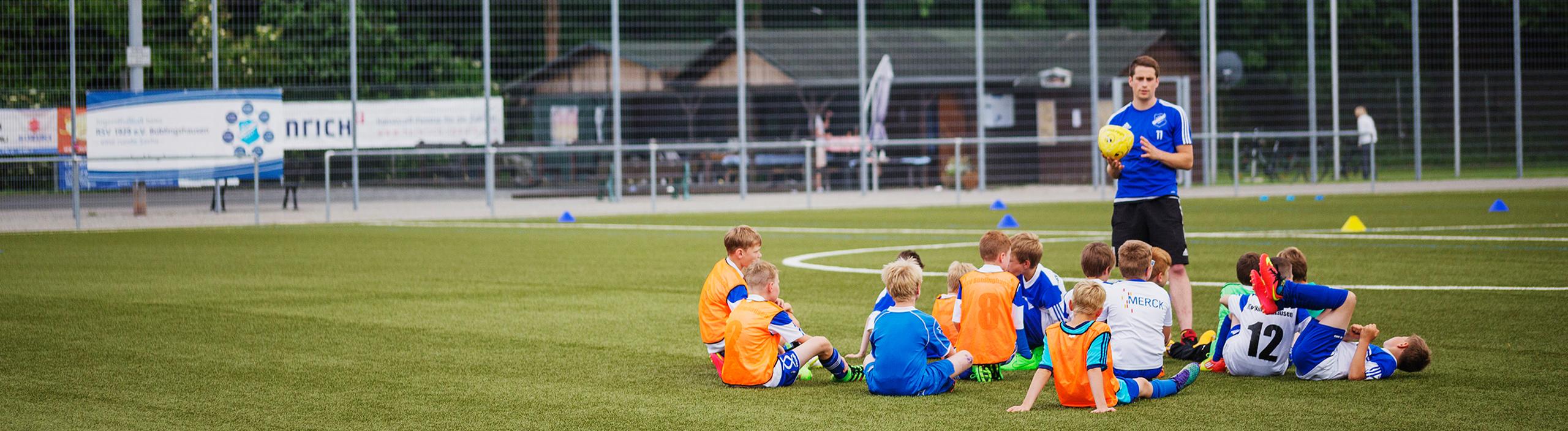 Ohne Enttäuschungen, kein Selbstbewusstsein: vom Umgang mit Niederlagen im Kinderfußball