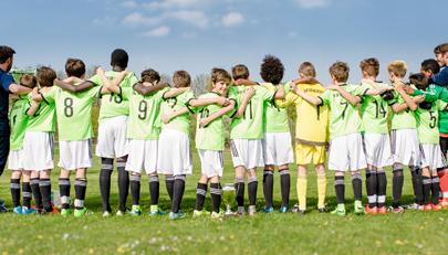 1. FC Family: Warum unsere Familie wie ein Fußballverein funktioniert