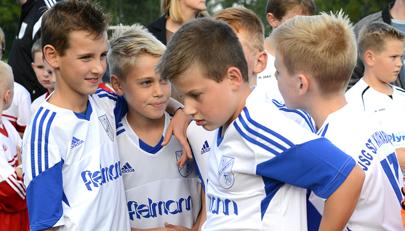 Jugendfußball: Fünf Spielertypen, die jeder Trainer kennt
