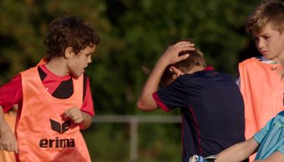 Außer Gefecht: Wenn eine Verletzung das Fußballspielen verhindert