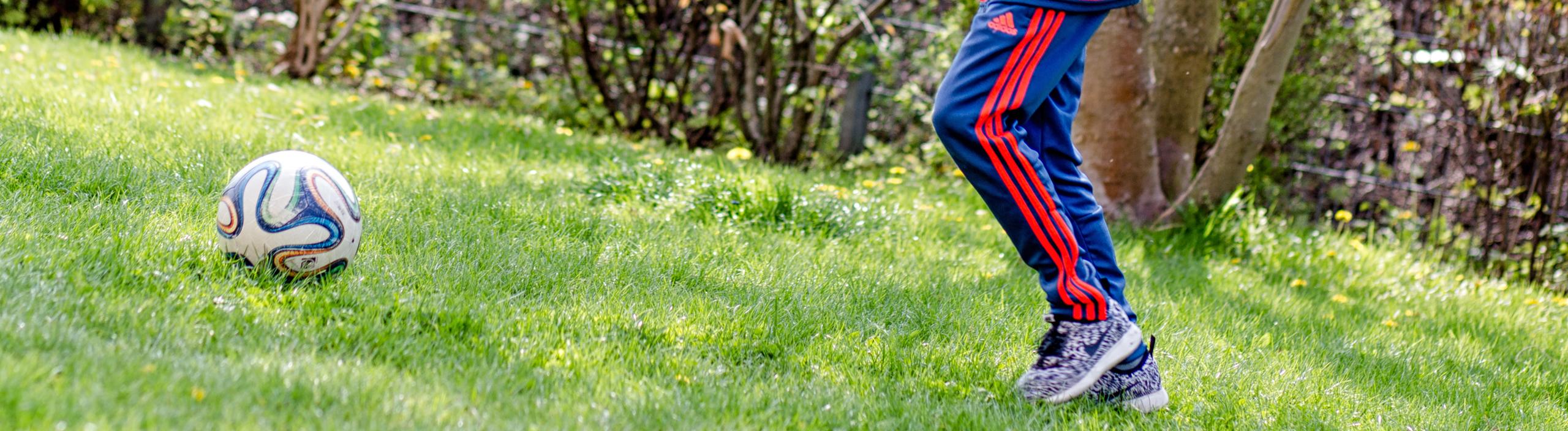 Kinderfußball: Wenn die Konsole den Bolzplatz ersetzt