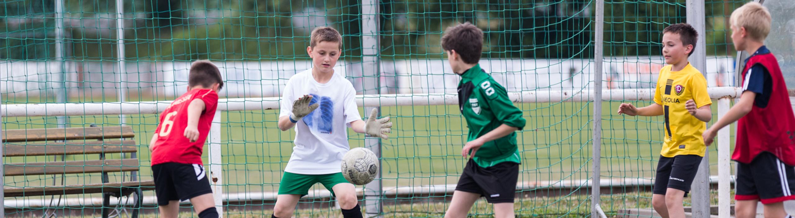 Kinderfußball: Wenn die Angst dem Kicken im Weg steht