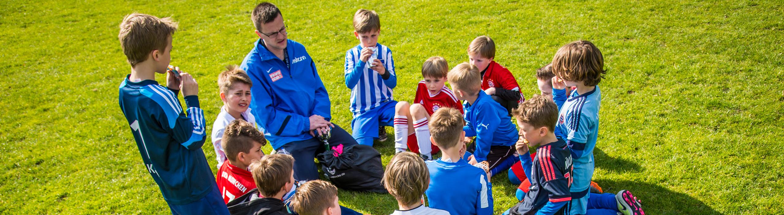 Rotation im Jugendfußball: Ein Muss?