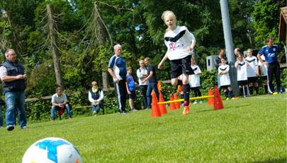 Nach der Saison ist vor der Saison: Jugendfußball-Training in der Vorbereitung