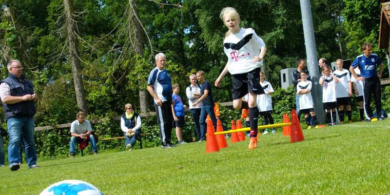 Jugendfußball Training Vorbereitung