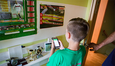 Digitale Mannschaftsorganisation im Jugendfußball –  der Soccer Mum gefällt das