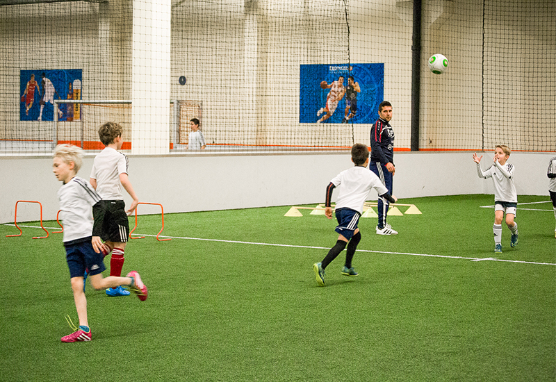 Fußball Schule Kinderfußball